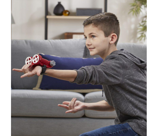 Hasbro Spider-Man Wyrzutnia sieci Twist Strike - 503995 - zdjęcie 3