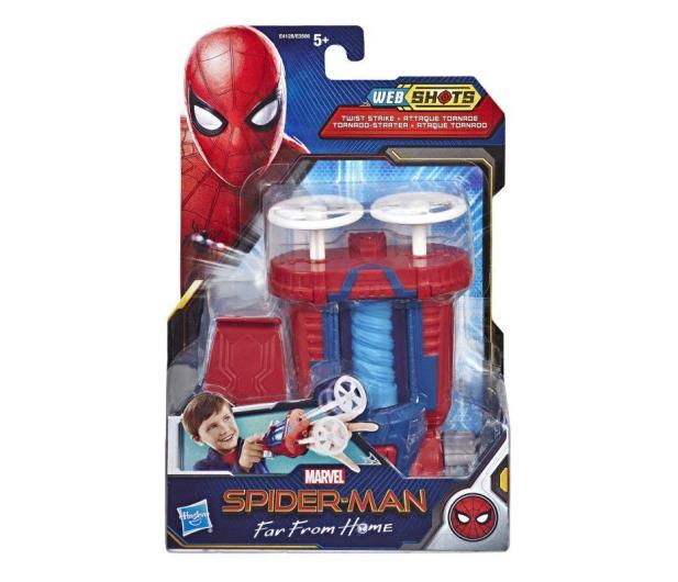 Hasbro Spider-Man Wyrzutnia sieci Twist Strike - 503995 - zdjęcie 6