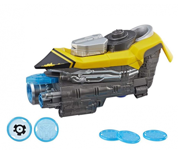 Hasbro Transformers Bumblebee Stinger Blaster - 504046 - zdjęcie