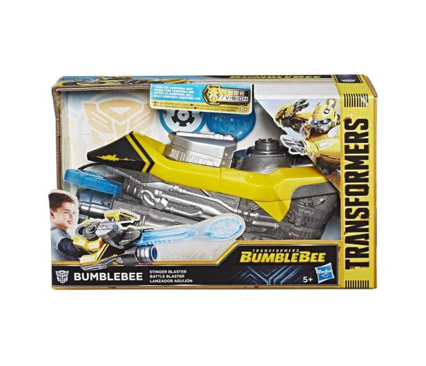 Hasbro Transformers Bumblebee Stinger Blaster - 504046 - zdjęcie 6