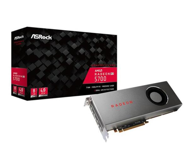 ASRock Radeon RX 5700 8GB GDDR6 - 504344 - zdjęcie