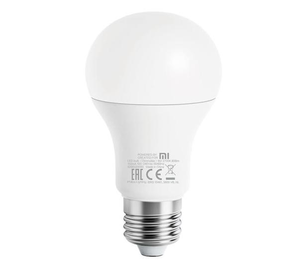 Xiaomi Philips LED Smart Bulb White (E27) - 489758 - zdjęcie 2