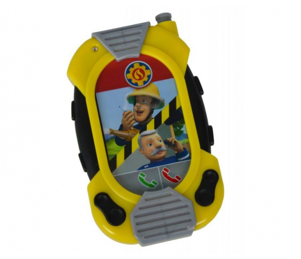 Simba Strażak Sam Smartfon - 501156 - zdjęcie