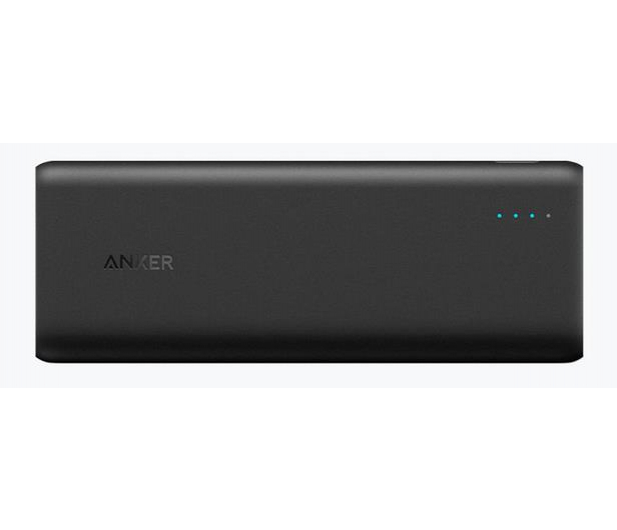 Anker Power Bank PowerCore 20000 mAh PD (czarny) - 505424 - zdjęcie 2