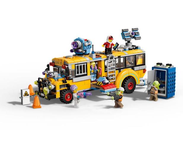 LEGO Hidden Side Autobus Duchozwalczacz 3000 - 505554 - zdjęcie 7