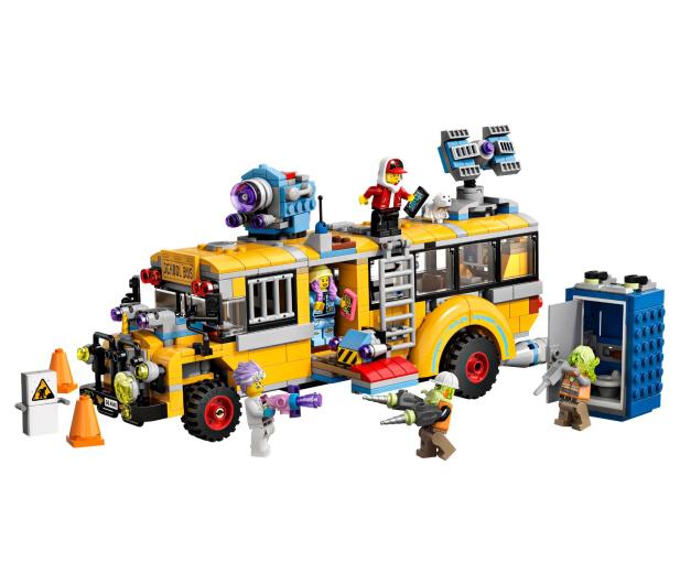 LEGO Hidden Side Autobus Duchozwalczacz 3000 - 505554 - zdjęcie 2