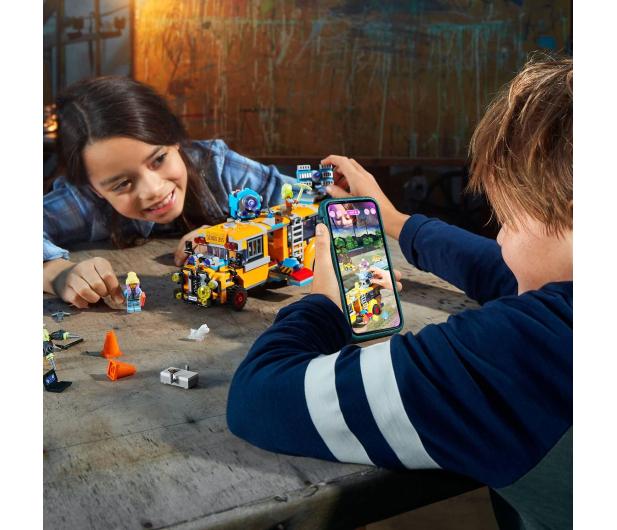 LEGO Hidden Side Autobus Duchozwalczacz 3000 - 505554 - zdjęcie 5