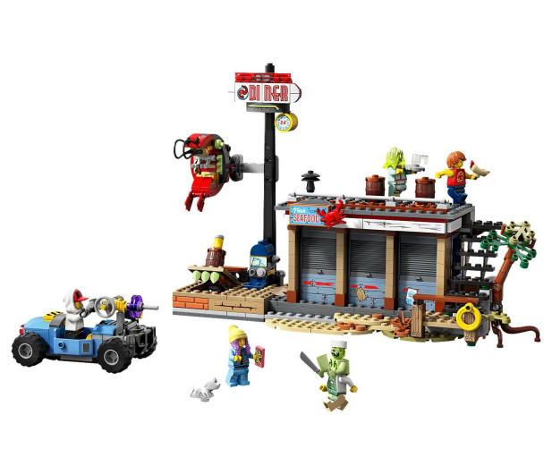 LEGO Hidden Side Kłopoty w restauracji - 505553 - zdjęcie 2