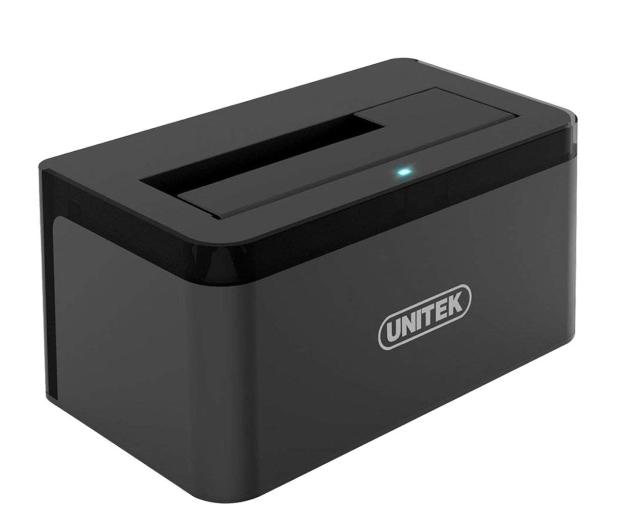 Unitek Stacja dokująca USB-C (HDD/SSD) - 509745 - zdjęcie