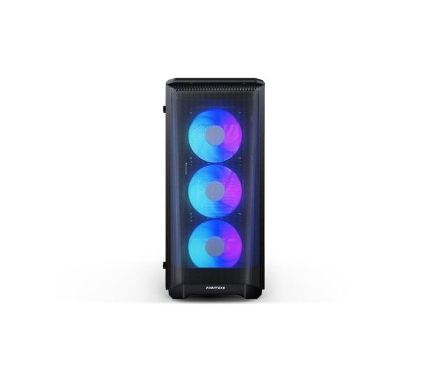 Phanteks Eclipse P400A Tempered Glass DRGB Digital Black - 509787 - zdjęcie 3