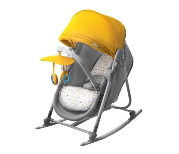 Kinderkraft Unimo Yellow - 339093 - zdjęcie
