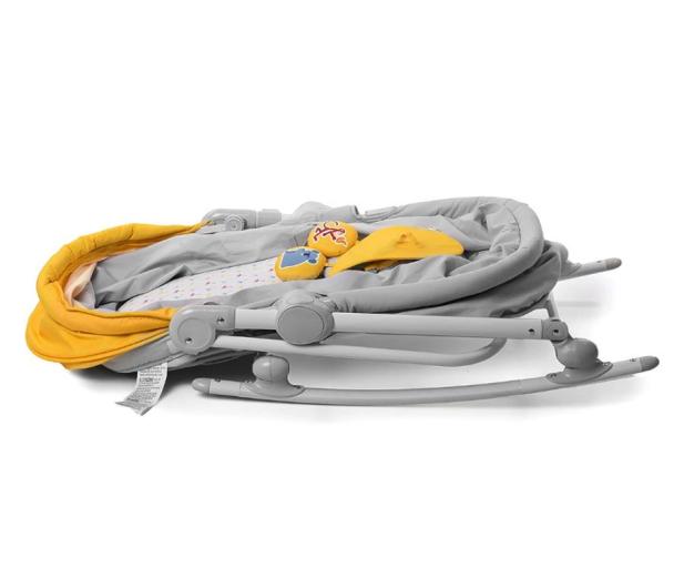 Kinderkraft Unimo Yellow - 339093 - zdjęcie 4