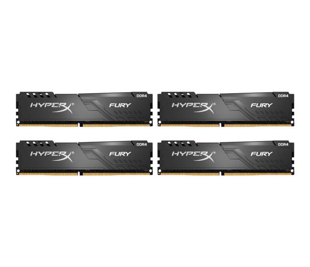 HyperX 64GB (4x16GB) 3200MHz CL16 Fury - 588518 - zdjęcie