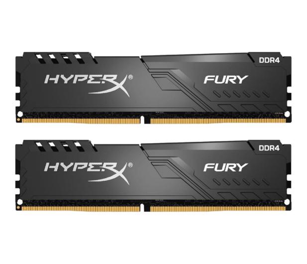 HyperX 32GB (2x16GB) 3600MHz CL18 Fury Black - 611624 - zdjęcie