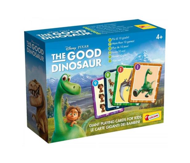 Lisciani Giochi Disney karty do gry Dobry Dinozaur - 418531 - zdjęcie