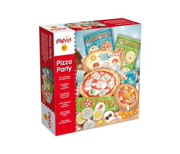 Lisciani Giochi Ludattica Pizza Party - 418023 - zdjęcie