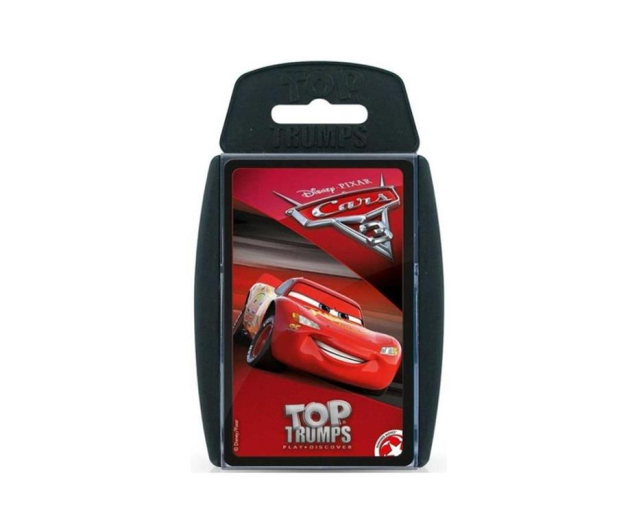Winning Moves Disney Cars 3 - 476693 - zdjęcie