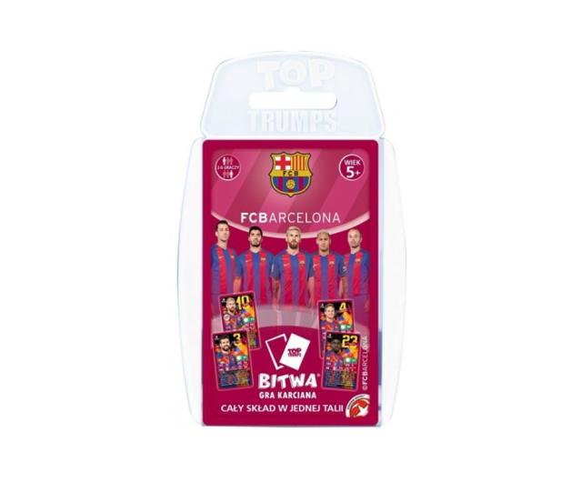 Winning Moves FC Barcelona Poland - 476695 - zdjęcie