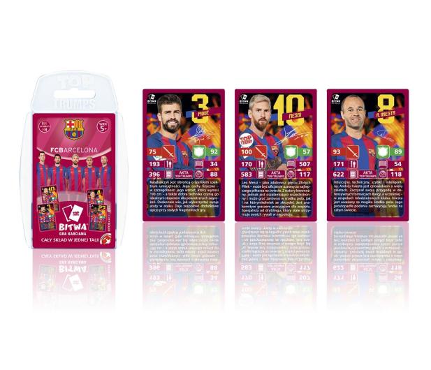 Winning Moves FC Barcelona Poland - 476695 - zdjęcie 2