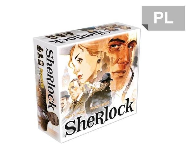 Granna Sherlock - 404281 - zdjęcie