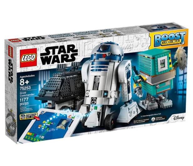 LEGO Dowódca droidów  - 511729 - zdjęcie
