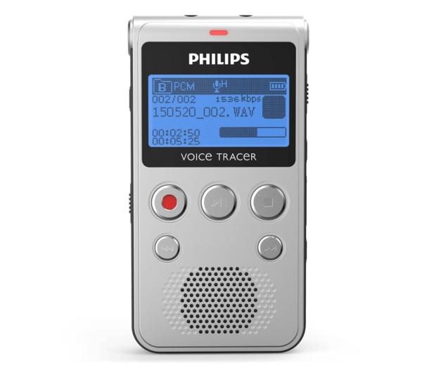 Philips Dyktafon DVT1300 4GB - 511520 - zdjęcie