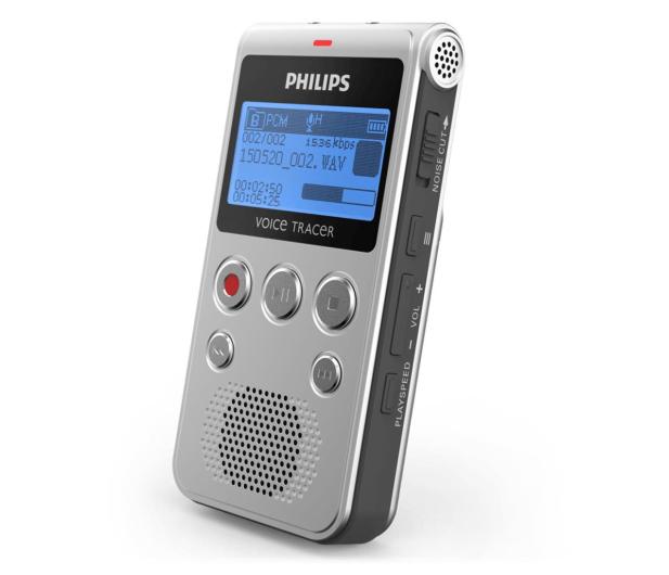 Philips Dyktafon DVT1300 4GB - 511520 - zdjęcie 2