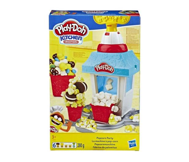 Play-Doh Kitchen POPCORN - 511786 - zdjęcie