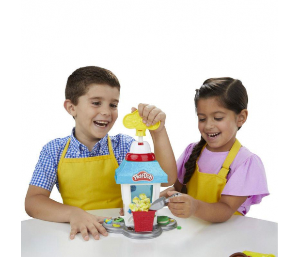 Play-Doh Kitchen POPCORN - 511786 - zdjęcie 8