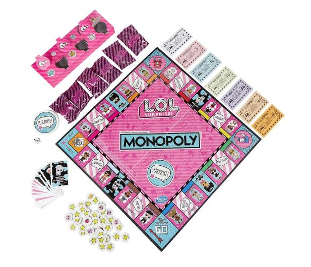 Hasbro Monopoly LOL - 511805 - zdjęcie 4