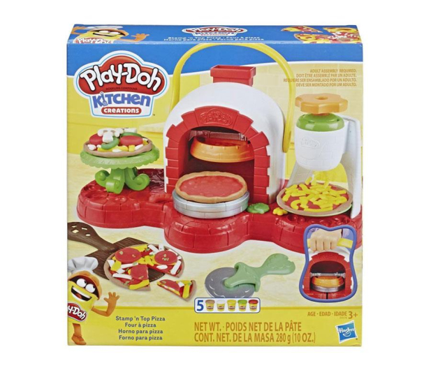 Play-Doh Kitchen Piec do pizzy - 511783 - zdjęcie