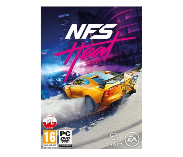 PC Need for Speed HEAT - 511866 - zdjęcie