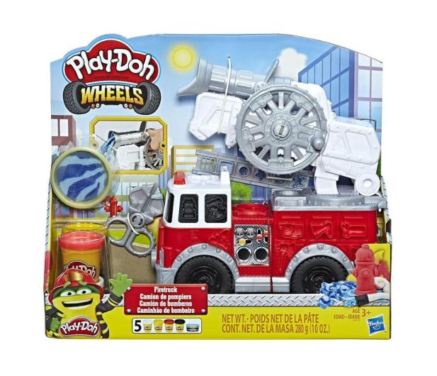 Play-Doh Wheels Wóz strażacki - 511778 - zdjęcie