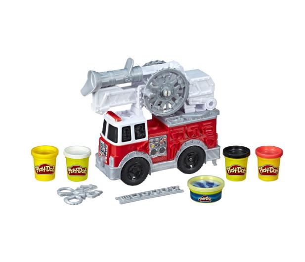 Play-Doh Wheels Wóz strażacki - 511778 - zdjęcie 2