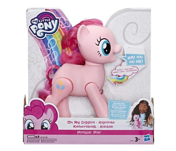 My Little Pony Roześmiana Pinkie Pie - 511795 - zdjęcie