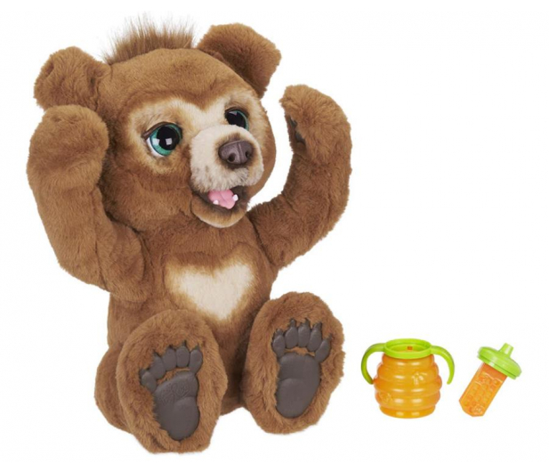 Furreal Friends Niedźwiadek Cubby - 511798 - zdjęcie