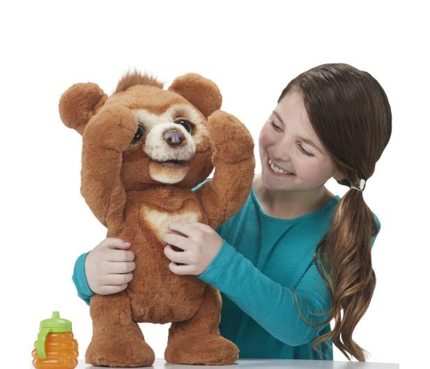 Furreal Friends Niedźwiadek Cubby - 511798 - zdjęcie 3
