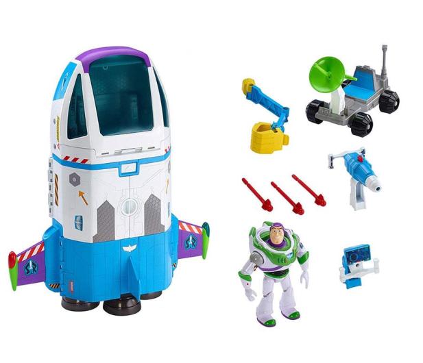 Mattel Toy Story 4 Statek kosmiczny zestaw - 509585 - zdjęcie