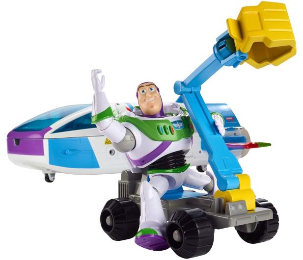 Mattel Toy Story 4 Statek kosmiczny zestaw - 509585 - zdjęcie 5