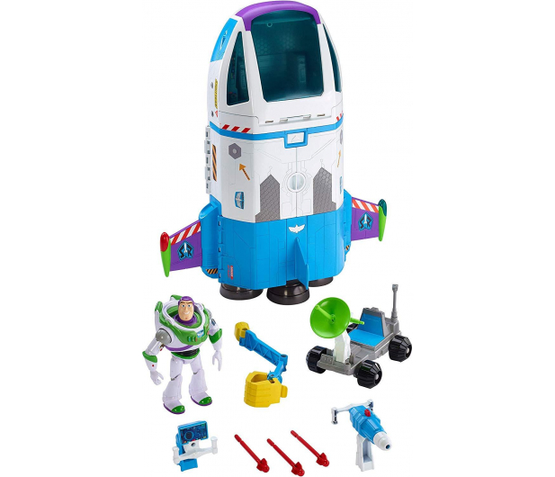Mattel Toy Story 4 Statek kosmiczny zestaw - 509585 - zdjęcie 2