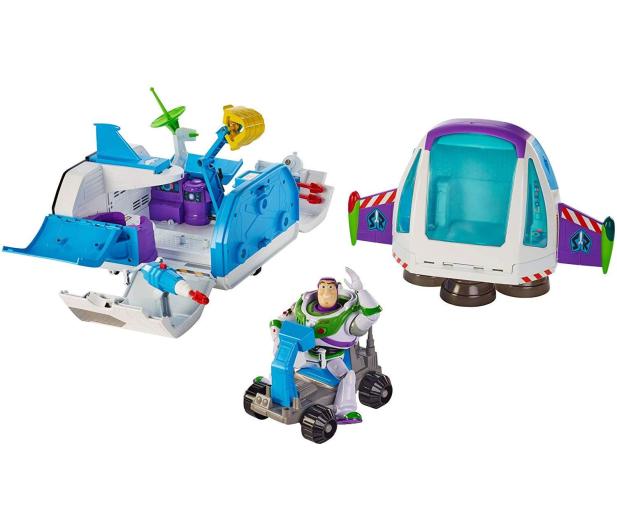 Mattel Toy Story 4 Statek kosmiczny zestaw - 509585 - zdjęcie 3