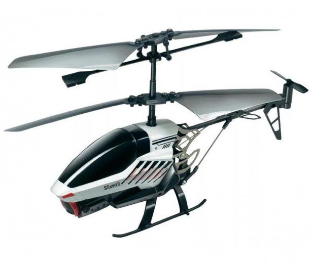 Dumel Silverlit Helikopter z Kamerą I/R Spy Cam II 84601 - 383312 - zdjęcie