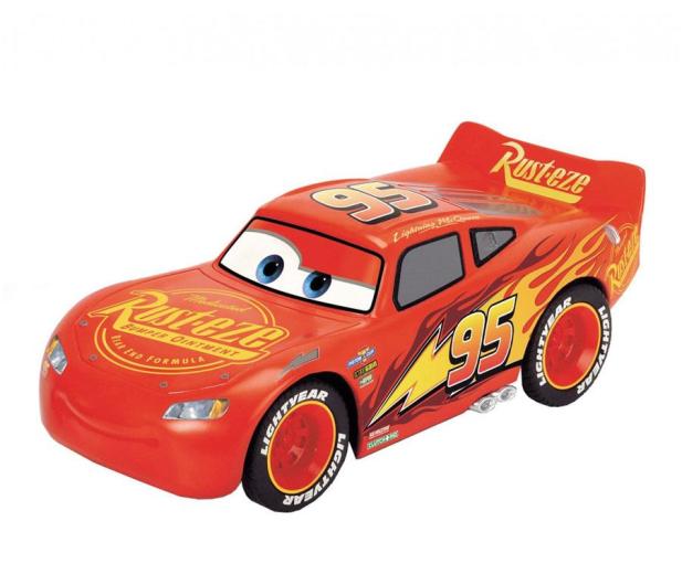 Dickie Toys Disney Cars 3 Hero Zygzak McQueen RC  - 444766 - zdjęcie