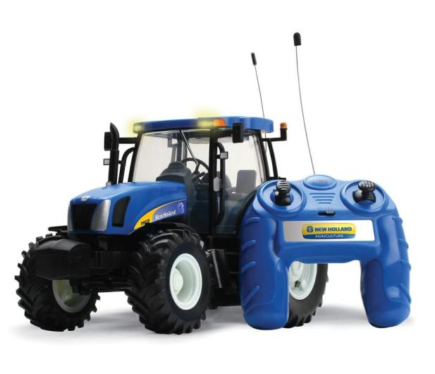 TOMY Britains New Holland T6070 Traktor RC 42601 - 429427 - zdjęcie