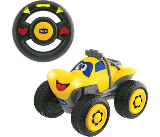 Chicco Samochód Billy żółty - 183096 - zdjęcie 4