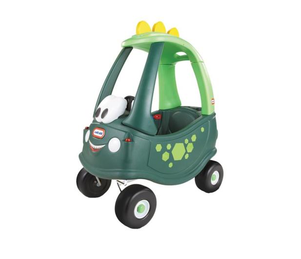 Little Tikes Jeździk Cozy Coupe Dino Dinozaur - 361792 - zdjęcie