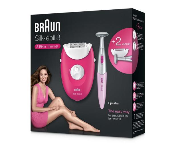 Braun Silk-épil 3 3-420  - 499155 - zdjęcie 6