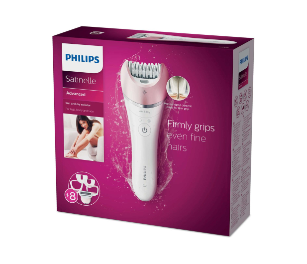Philips BRE640/00 Satinelle Advanced - 298874 - zdjęcie 6
