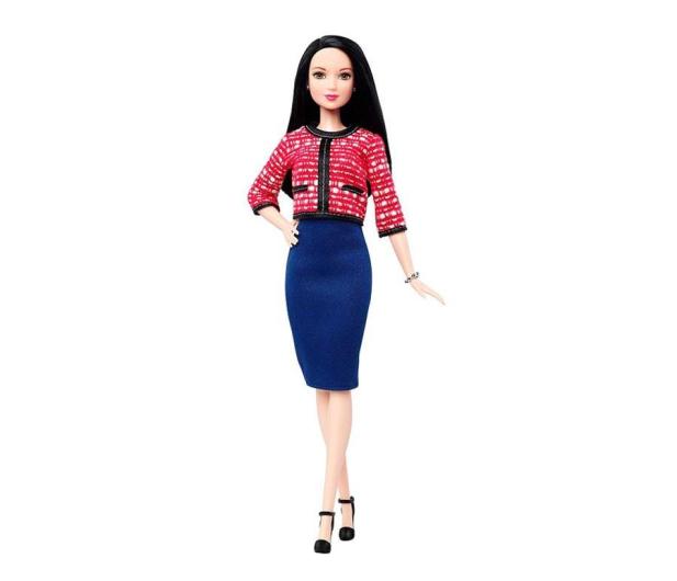 Barbie Kariera 60 urodziny Lalka Polityk - 471412 - zdjęcie
