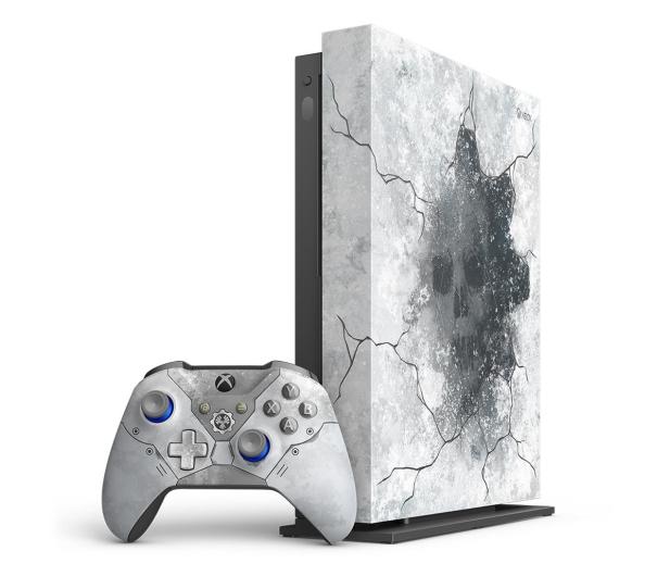 Microsoft Xbox One X 1TB Limited Ed. + GoW 5 - 512344 - zdjęcie 5
